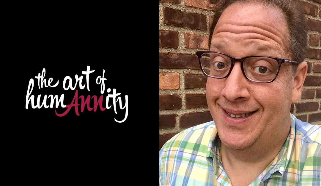 Episode 1: Jeff Pulver on being vulnerable and open