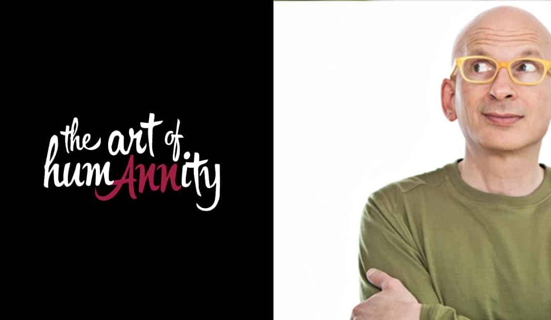 Episode 40: Seth Godin on why hustling is a form of hiding